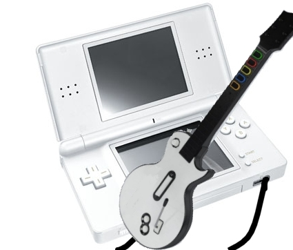 Guitar Hero DS'in ismi ?