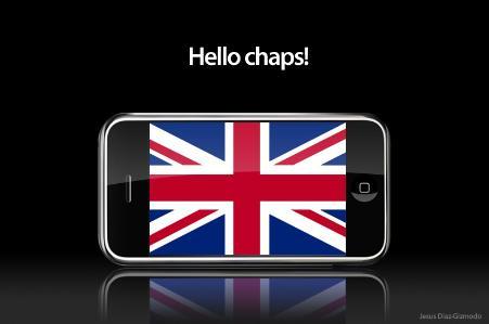 iPhone Reino Unido