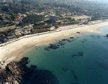 Praia de Samil